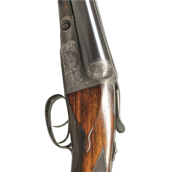 INVESTMENT QUALITY ULTRA RARE 8 GAUGE PARKER DH