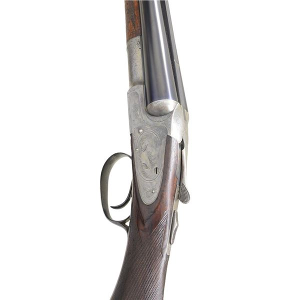 1902 VINTAGE 3E LC SMITH SXS SHOTGUN.
