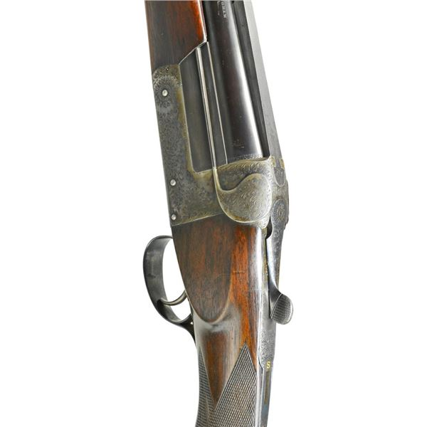GOOD QUALITY BOX LOCK SINGLE BARREL TRAP GUN BY