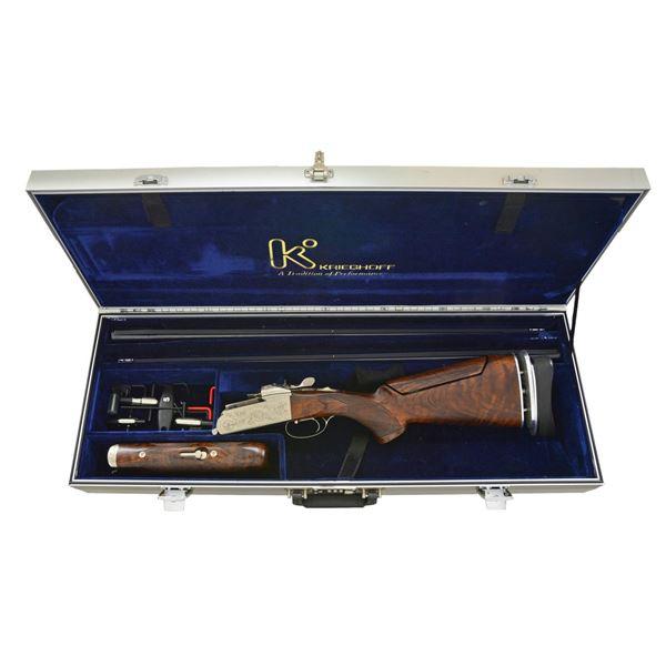 VERSATILE K80 TARGET SHOTGUN 2 BARREL SET WITH