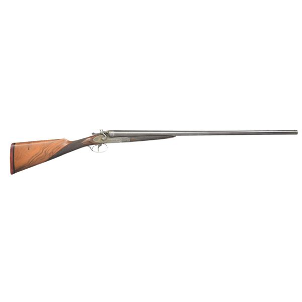 VERY FINE MODEL NO. 5 HAMMER PIGEON GUN BY LOUIS