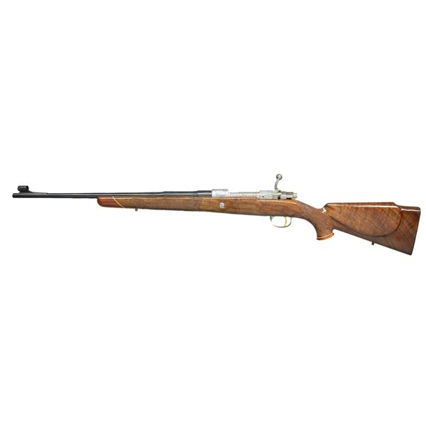 BROWNING OLYMPIAN BOLT ACTION RIFLE.