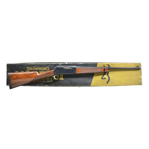 BROWNING BLR 81 LEVER ACTION RIFLE.