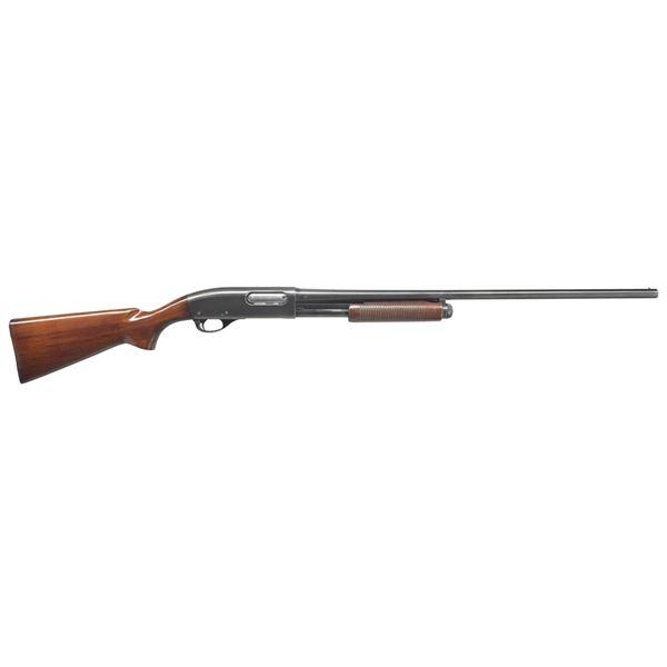 REMINGTON MODEL 870 WINGMASTER PUMP SHOTGUN.