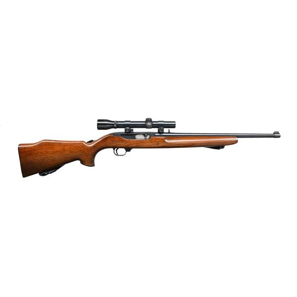 RUGER 44 FINGER GROOVE SPORTER SEMI-AUTO RIFLE.
