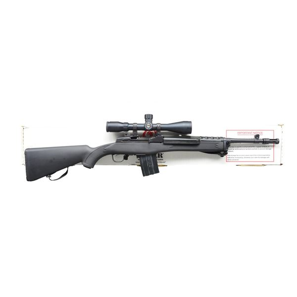ABSOLUTELY BEAUTIFUL RUGER RANCH RIFLE WITH
