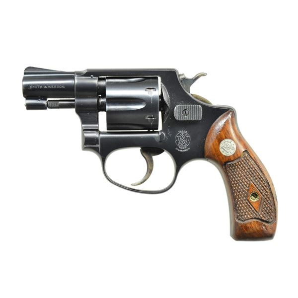 SMITH & WESSON 32 HAND EJECTOR REVOLVER.
