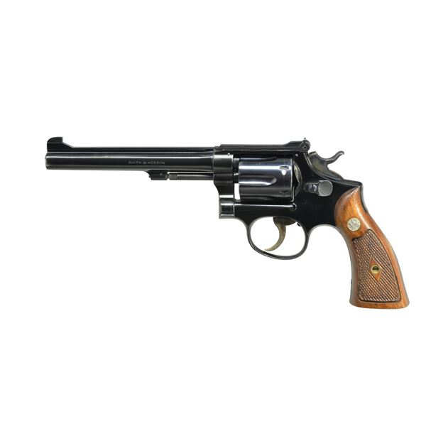 SMITH & WESSON POST WAR K22 MASTERPIECE 3RD MODEL