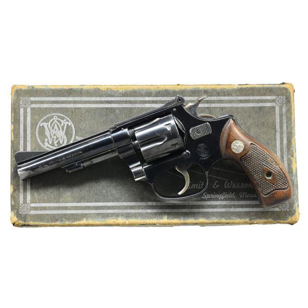 "SMITH & WESSON MODEL OF 1953 ""22/32 KIT GUN"" DA"