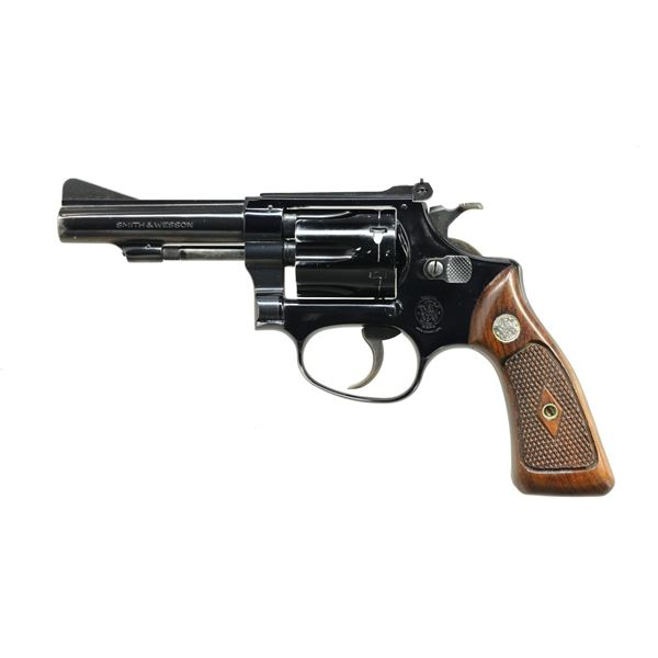 SMITH & WESSON 43 MODEL OF 1955 22/32 AIRWEIGHT