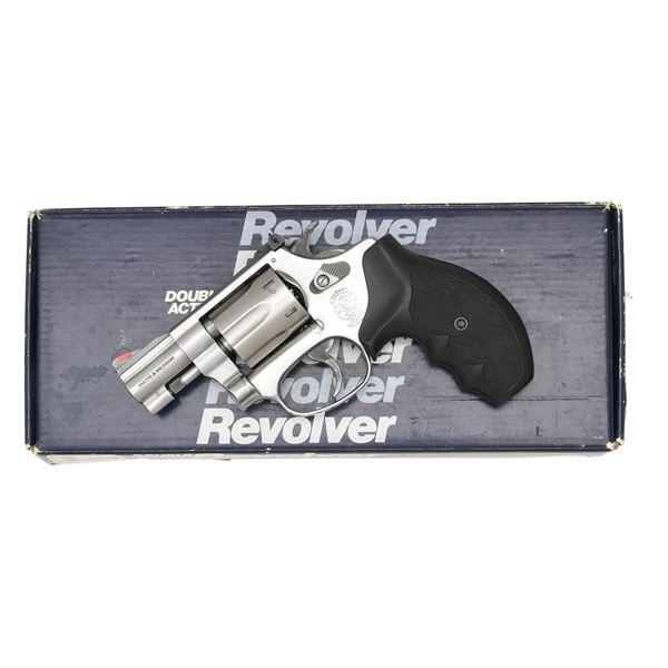 "S&W LEW HORTON 2"" MODEL 63-3 KIT GUN REVOLVER."
