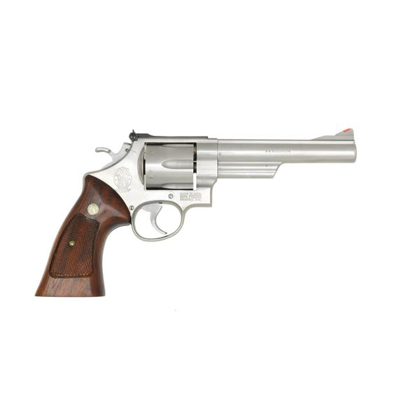 SMITH & WESSON STAINLESS MODEL 629-1 REVOLVER.