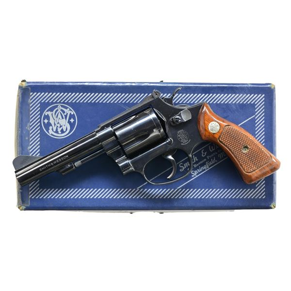 SMITH & WESSON MODEL 36-1 CHIEF'S SPECIAL TARGET