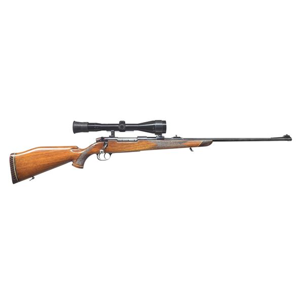 WEATHERBY SAUER EUROPA BOLT ACTION RIFLE.