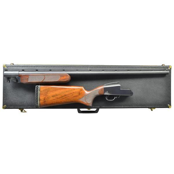 LJUTIC MODEL X73 TRAP SHOTGUN.