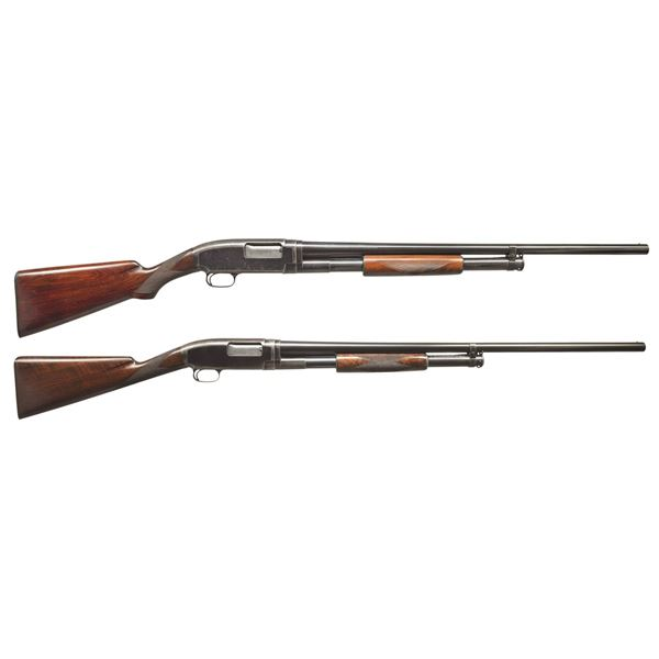 WINCHESTER MODEL 12 & 1912 TARGET STYLE PUMP