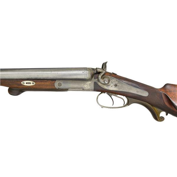 HAMMER SXS CAPE GUN (RIFLE/SHOTGUN)  BY GREIFELT.