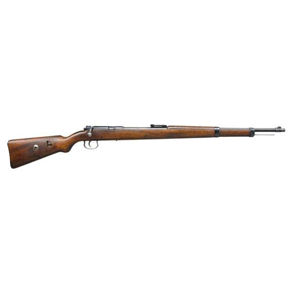 MAUSER SPORT-MODELL SM34 SINGLE SHOT RIFLE.