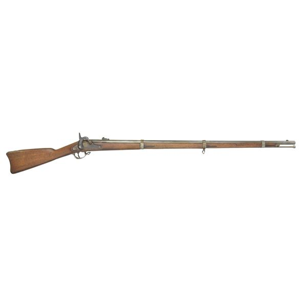 1863 DATED NORWICH CONTRACT CIVIL WAR RIFLE MUSKET