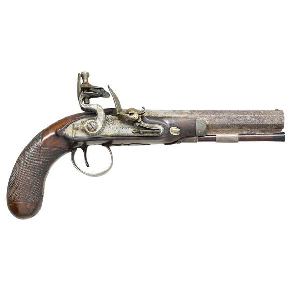 RARE JOHN STEWART BALTIMORE RETAILED WAR OF 1812