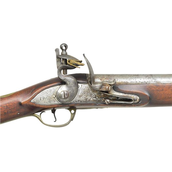 GOOD 2ND MODEL BROWN BESS MUSKET BY PARKES WITH