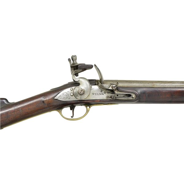 EARLY INDIA PATTERN BROWN BESS BY WILSON DATED