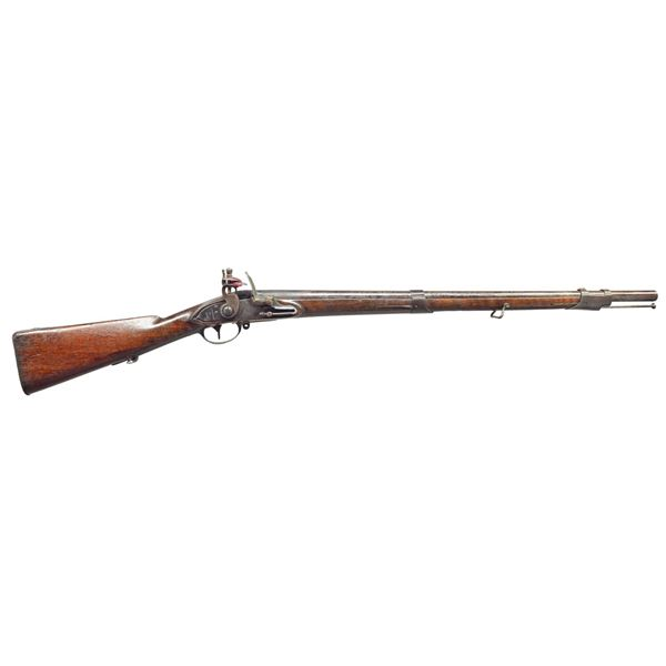 MODEL 1808 CONTRACT MUSKET BY JENKS CUT DOWN INTO