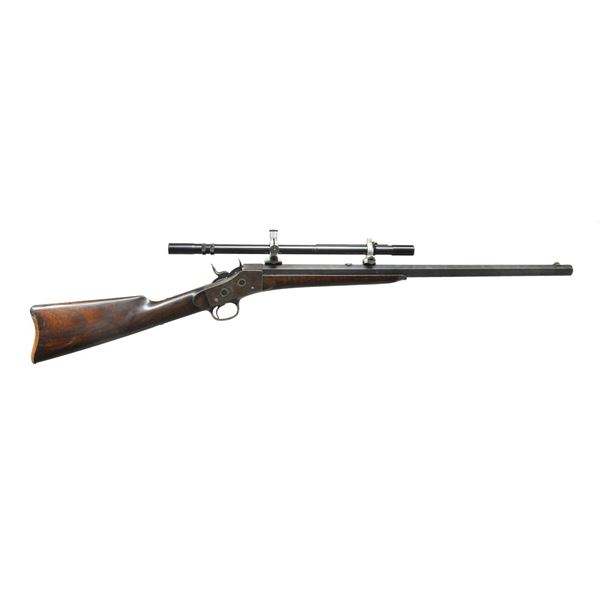 REMINGTON #1 ROLING BLOCK SPORTING RIFLE WITH