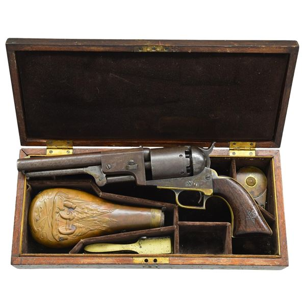 1ST MODEL COLT DRAGOON REVOLVER CARRIED BY WILLIAM