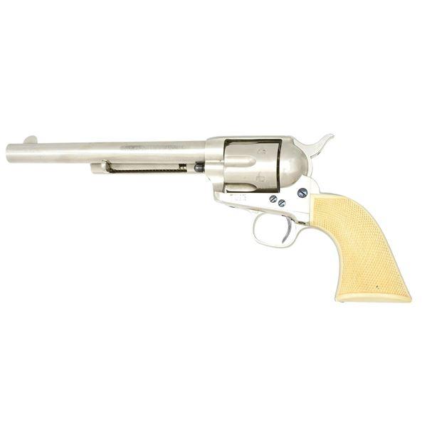 COLT FRONTIER SIX SHOOTER SAA REVOLVER.