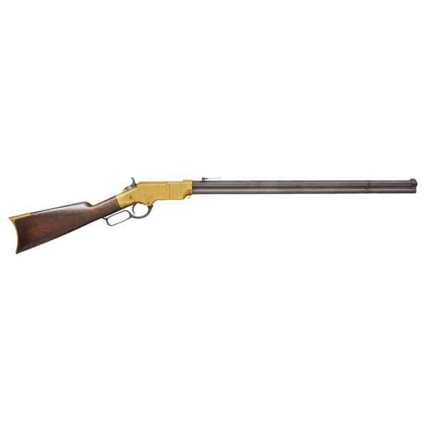 FINE CIVIL WAR HENRY RIFLE CARRIED BY JACOB
