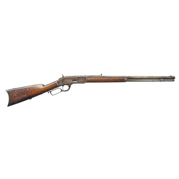RARE 1ST PRODUCTION WINCHESTER MODEL 1873 RIFLE,