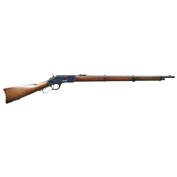 THIRD MODEL WINCHESTER 1873 MUSKET IN TRUELY