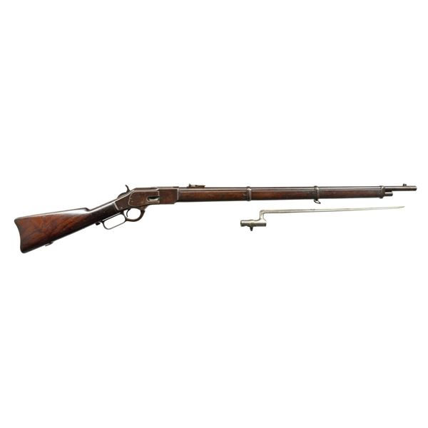 SPECIAL ORDER WINCHESTER 3RD MODEL 1873 MUSKET