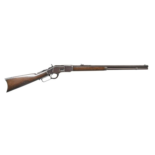 WINCHESTER 1873 THIRD MODEL LEVER ACTION RIFLE
