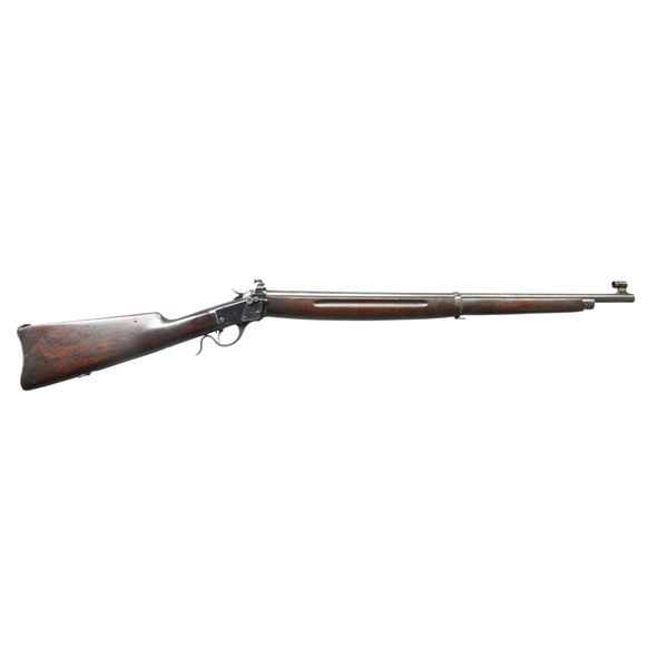 WINCHESTER LOW WALL WINDER MUSKET RIFLE.