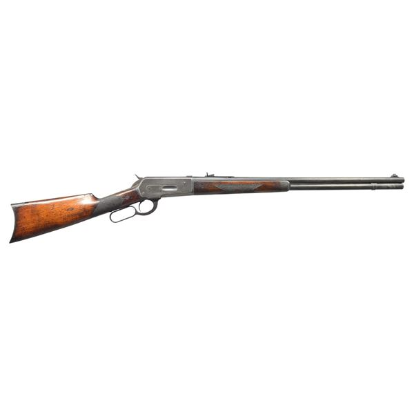 WINCHESTER 1886 LIGHTWEIGHT LEVER ACTION RIFLE.