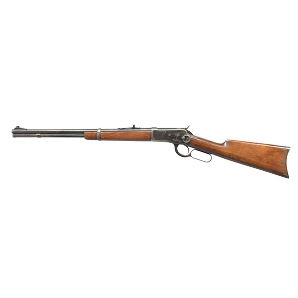WINCHESTER 1892 LEVER ACTION RIFLE.