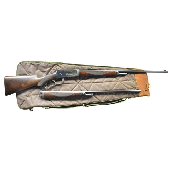 WINCHESTER 1894 DELUXE TAKEDOWN LEVER ACTION
