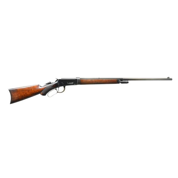 WINCHESTER 1894 SEMI DELUXE LEVER ACTION RIFLE.