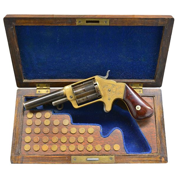 CASED BROOKLYN ARMS SLOCOMB PATENT FRONT LOADING