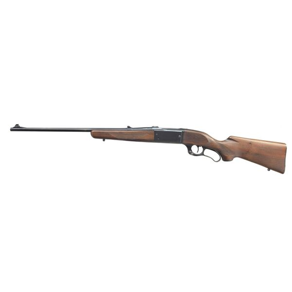 SAVAGE 99-F FEATHERWEIGHT LEVER ACTION RIFLE.