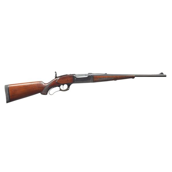 2 SAVAGE 99 TAKEDOWN LEVER ACTION RIFLES.