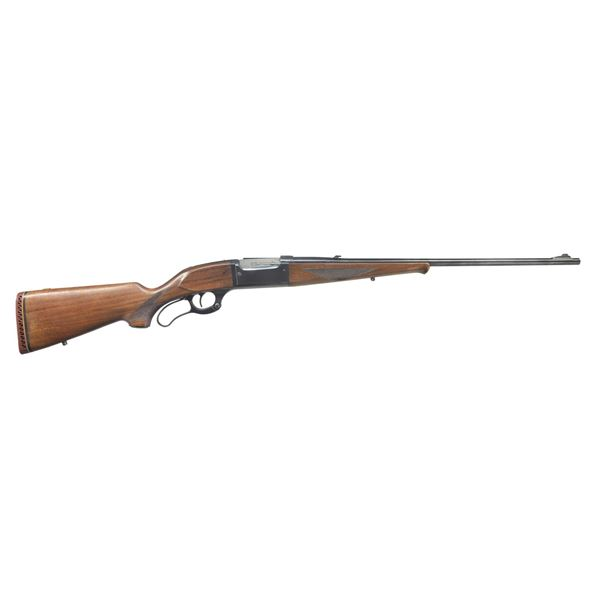 SAVAGE 99EG & 1899-A LEVER ACTION RIFLES.