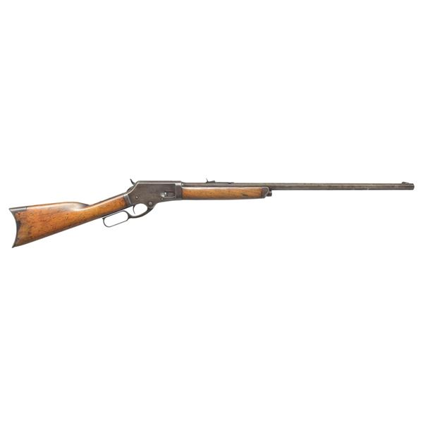 EARLY MARLIN 1881 LEVER ACTION RIFLE.