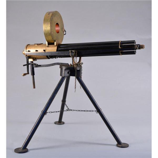 45-70 GOVERNMENT THUNDERVALLEY GATLING GUN.