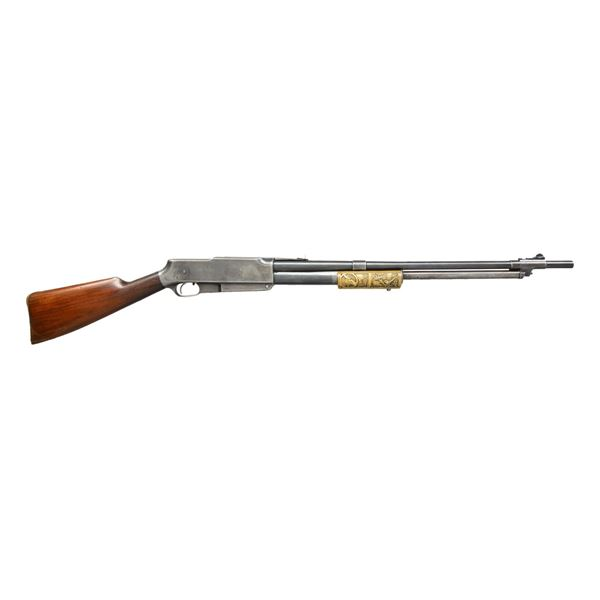 STANDARD ARMS MODEL G GAS OPERATED RIFLE.