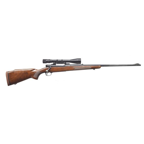 WINCHESTER PRE 64 MODEL 70 BOLT ACTION RIFLE.