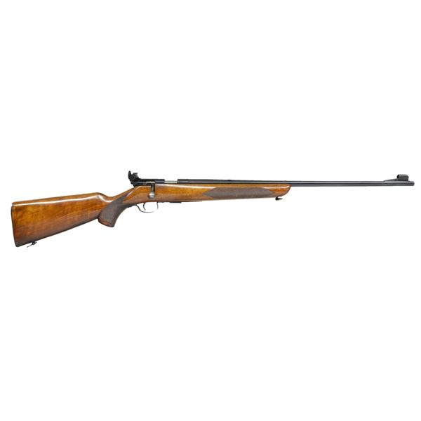 WINCHESTER MODEL 75 SPORTING BOLT ACTION RIFLE.