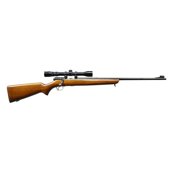WINCHESTER MODEL 43 BOLT ACTION RIFLE.
